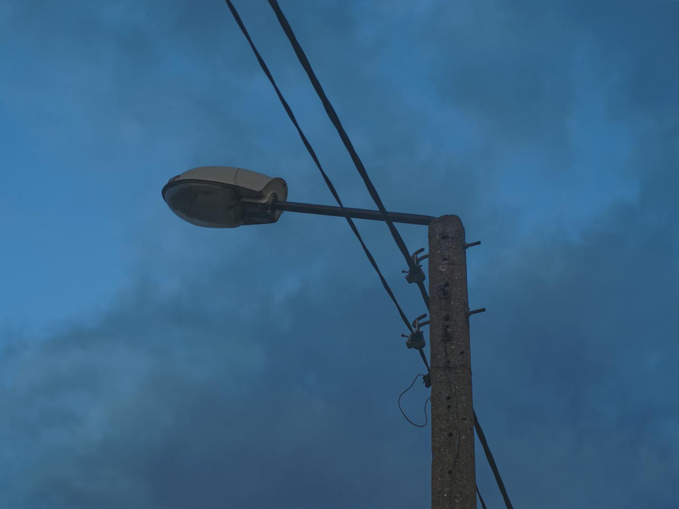 Lamp post by Kamil Czech