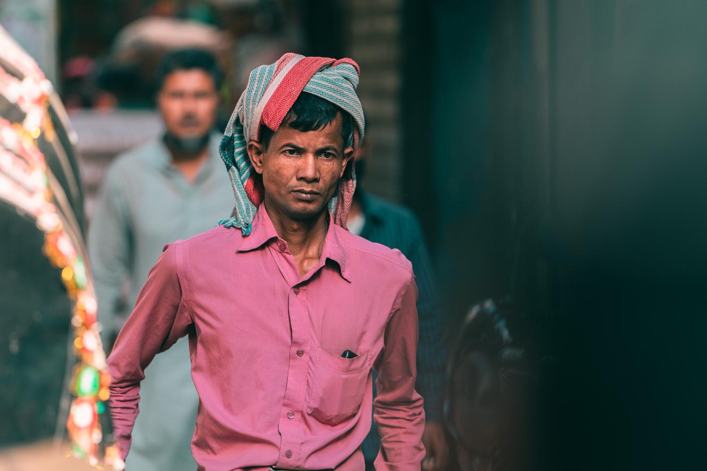 Working Dhaka by Hassan Kilani
