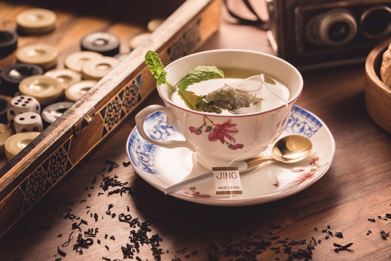 Green Tea by Hassan Kilani