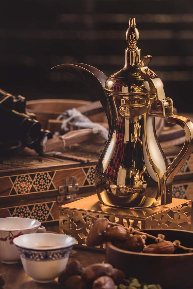 Arabic Coffee by Hassan Kilani