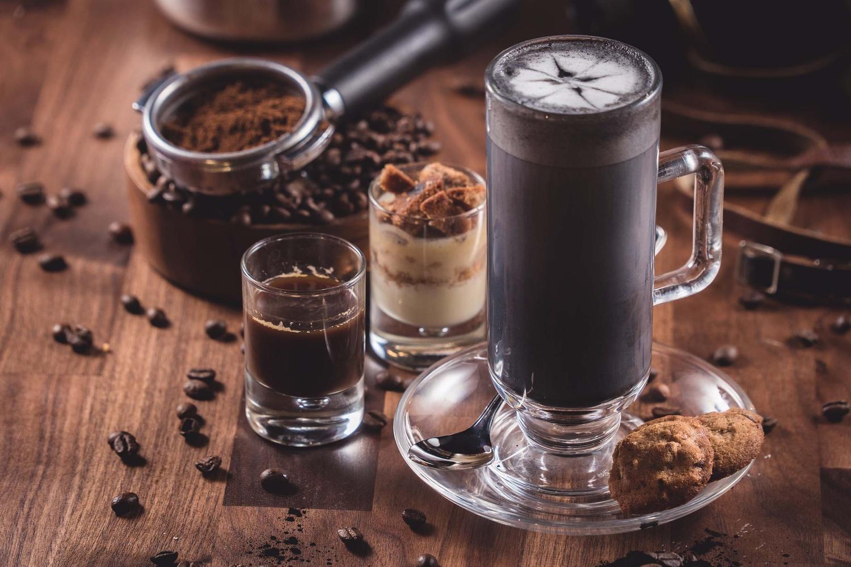 Charcoal Coffee by Hassan Kilani