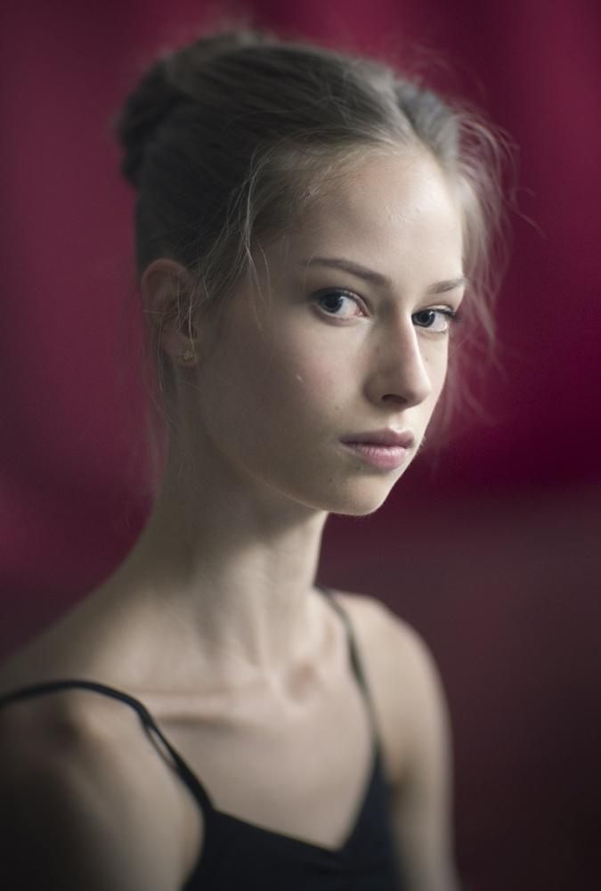 Alexandra by Valentyn Kolesnyk