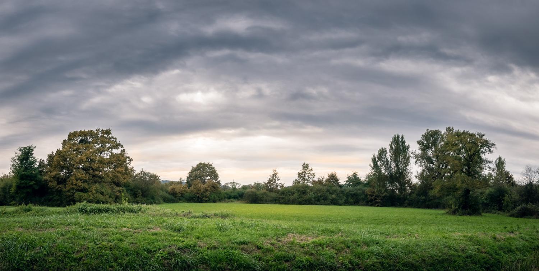 Moody sky by Tihomir Dubic