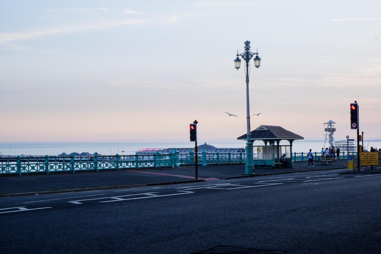 Brighton Sunrise by Ryley Hare