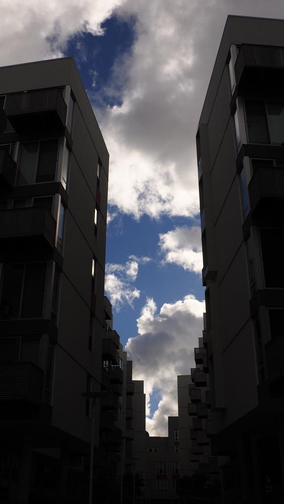 Blue Sky by James R Johnson