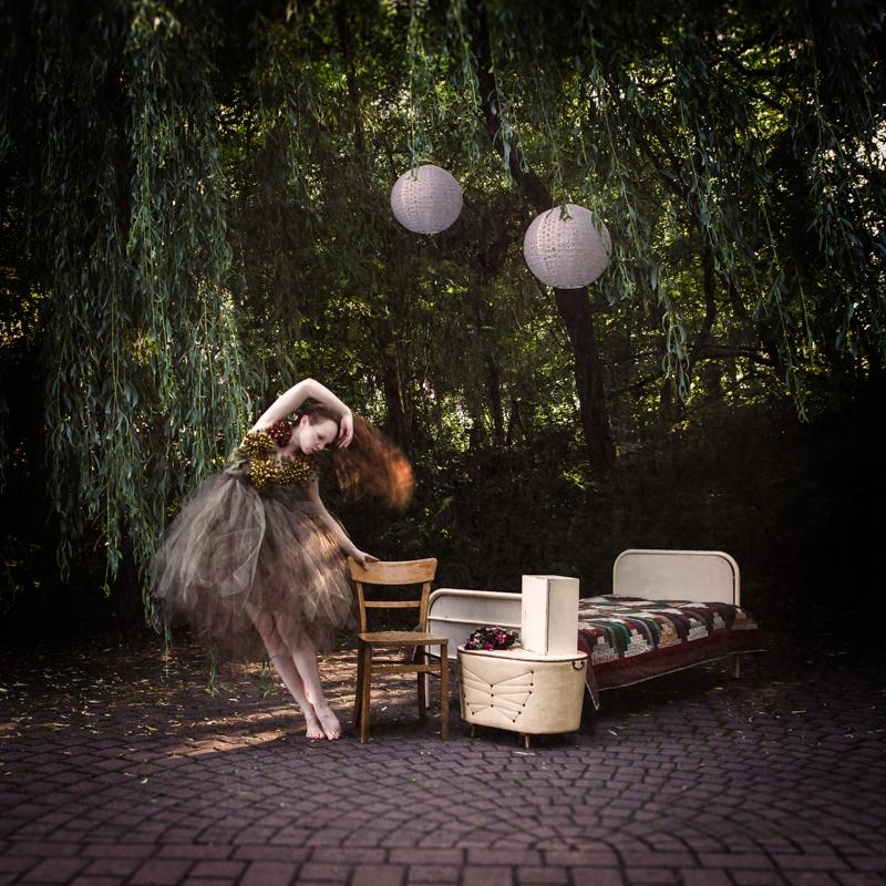 """Be Brave, Sleepless Dancer"" by Nicholas Cormier"