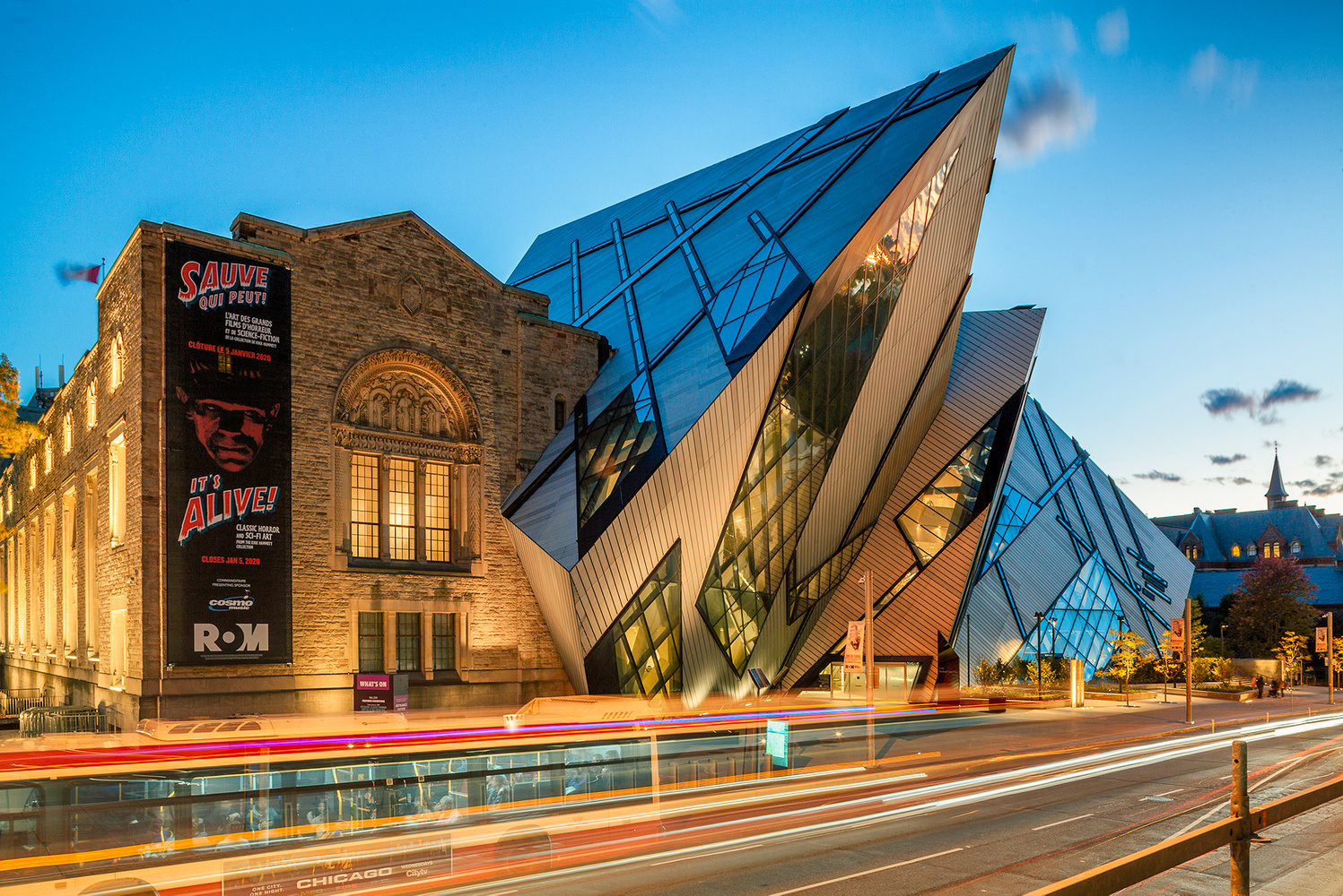 Royal Ontario Museum by Jakob Anderson