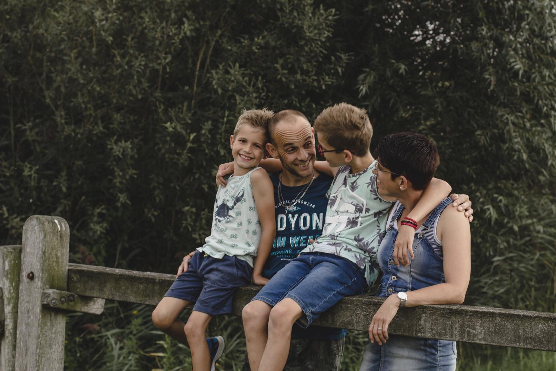Family Love by Sharon Reifel