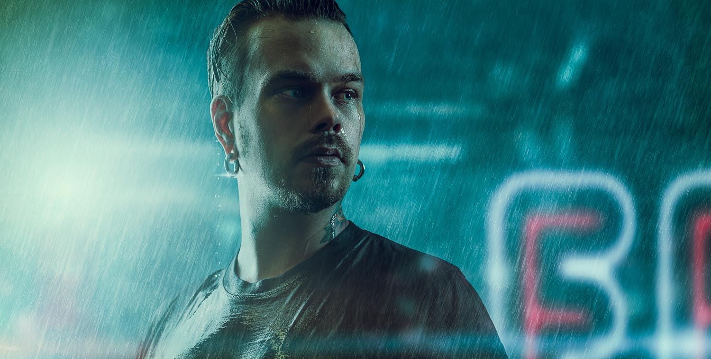 Tears In Rain by Kristian Björkqvist
