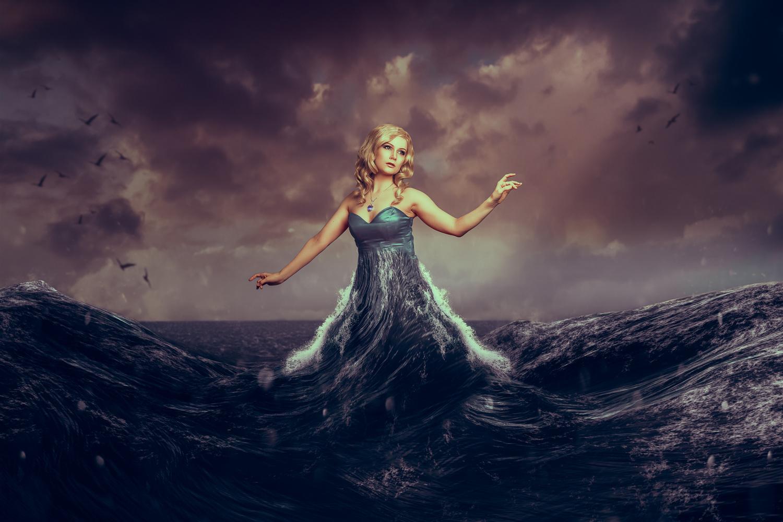 The Heart of the Ocean by Kristian Björkqvist