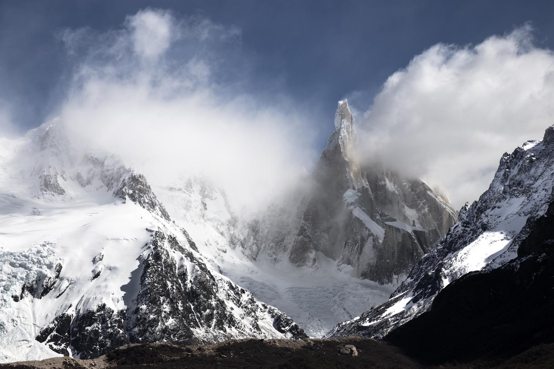 Cerro Torres by Klaus Balzano
