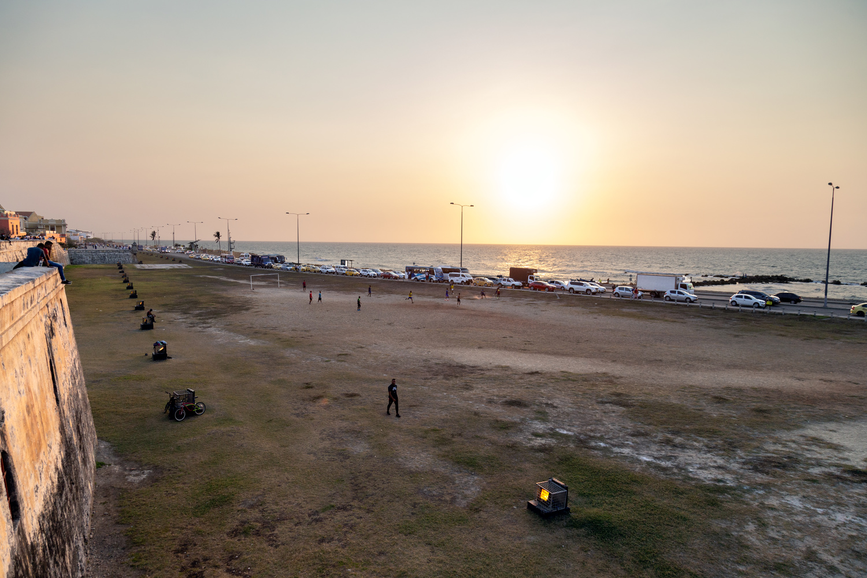 Cartagena Street View by Klaus Balzano