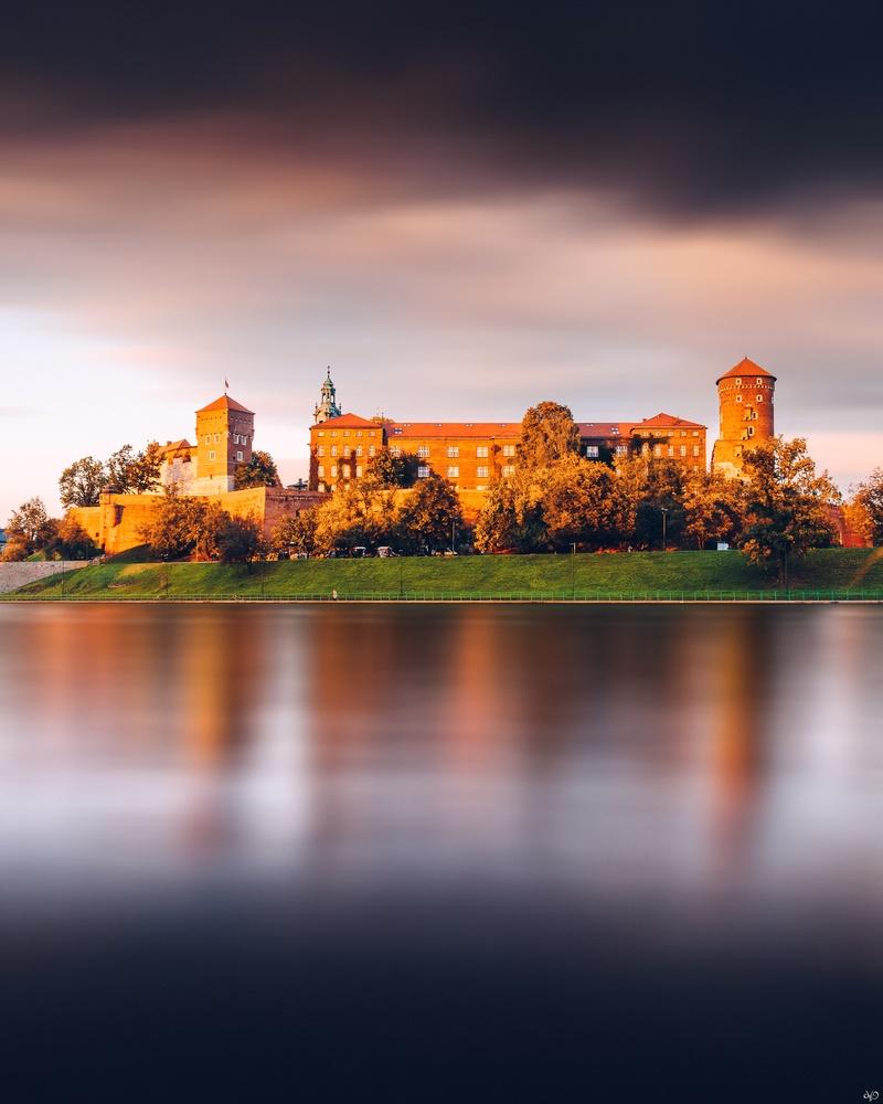 Wawel Castle, Krakow, Poland by Nickolas Koursioumpas