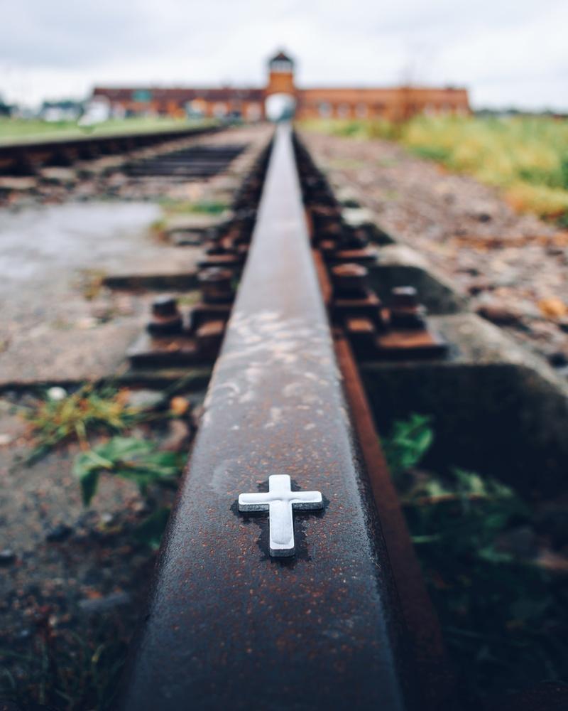 Auschwitz by Nickolas Koursioumpas