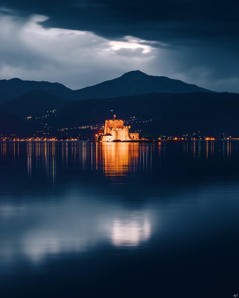 Nafplio, Greece by Nickolas Koursioumpas