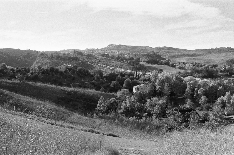 Hillscape by Mark Wyatt