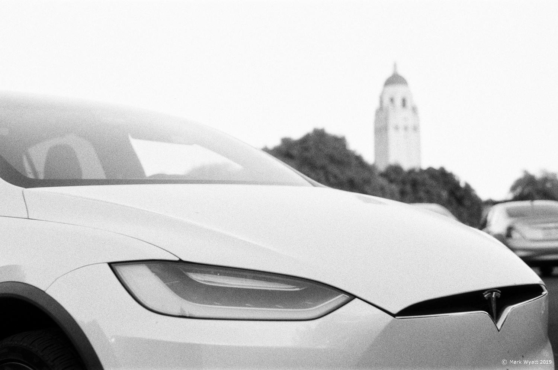 Tesla by Mark Wyatt
