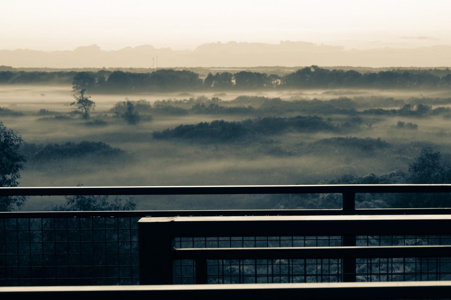 Fog impresion #3 by Jakub Krysiewicz