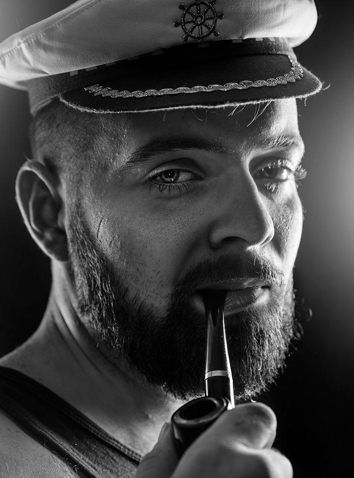 Sailor by SANDRA WOŹNIAK