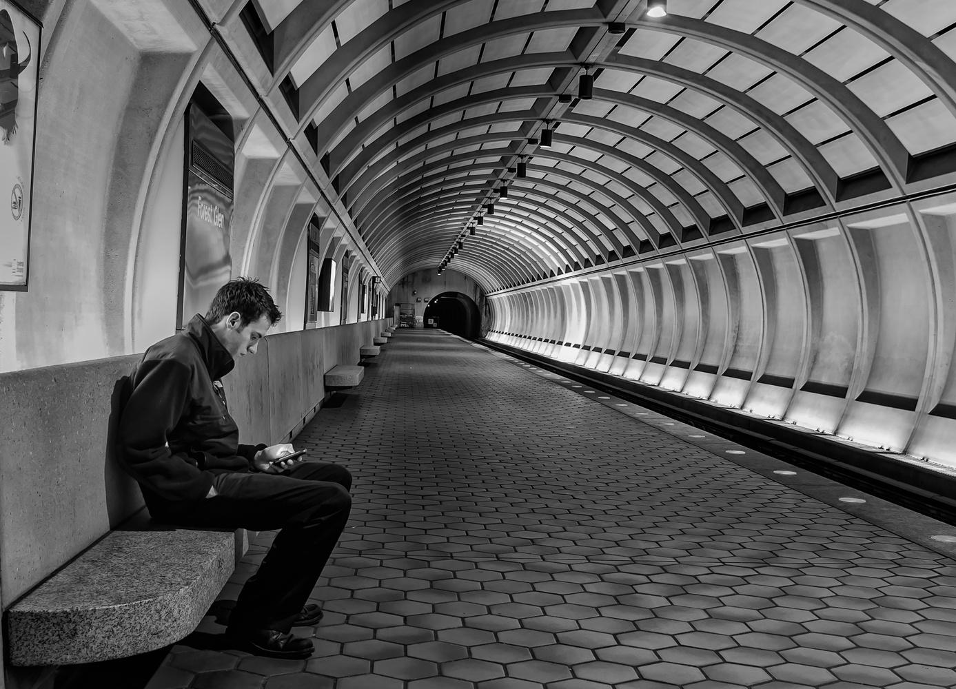Forest Glen Metro by Mark Brueggenjohann