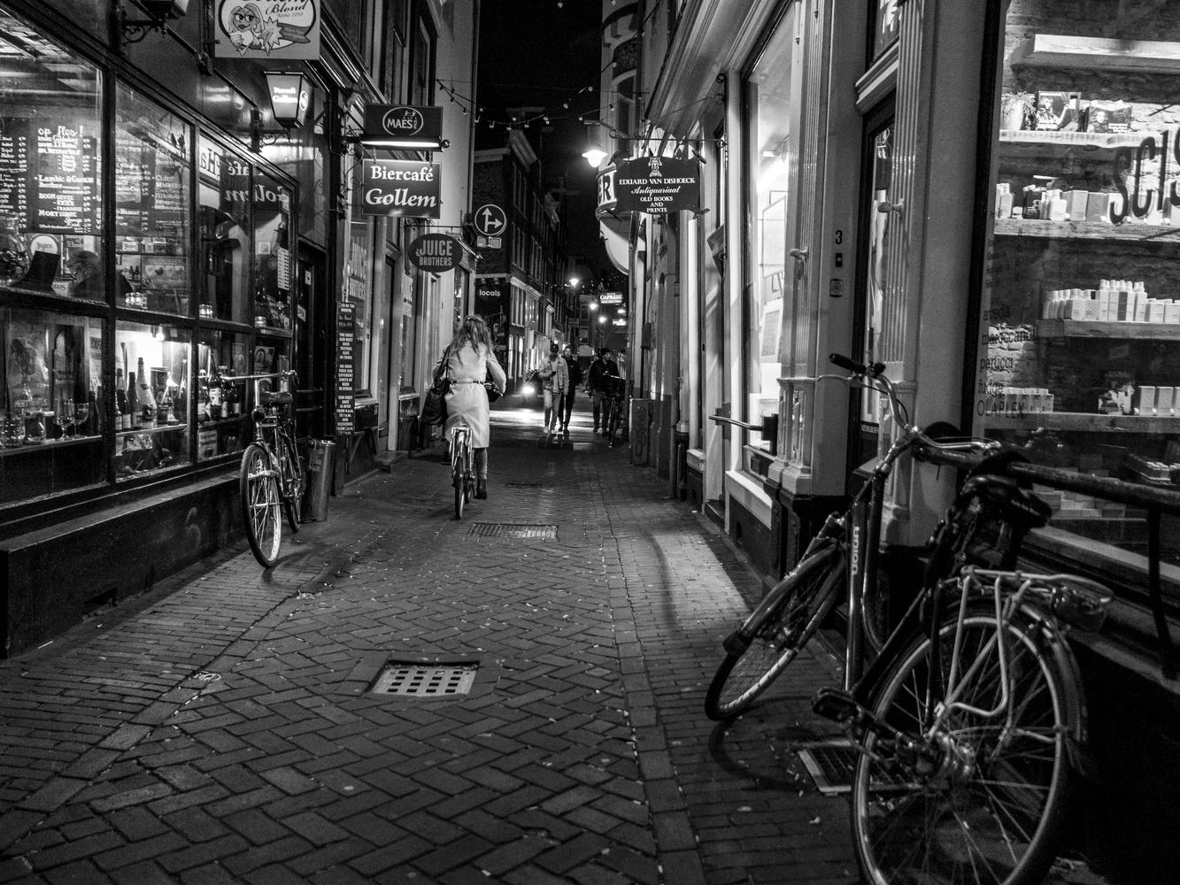 Amsterdam by Mark Brueggenjohann