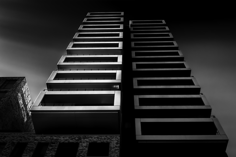 Balconies by Mark Brueggenjohann