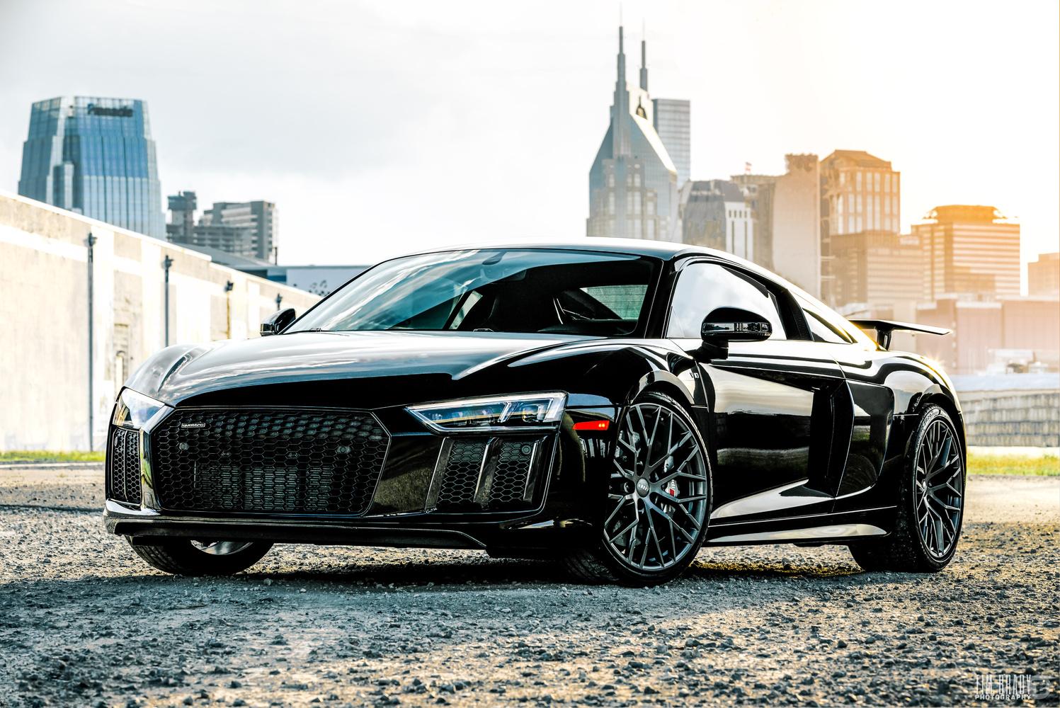 2017 Audi R8 V10+ by Tim Brady