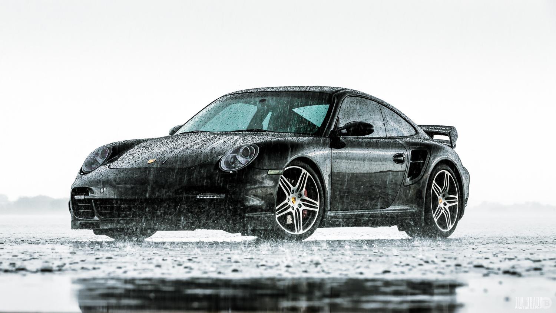 Porsche 911 Turbo by Tim Brady