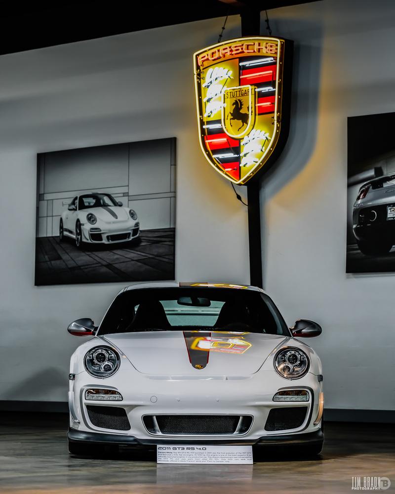 Porsche 911 GT3 RS by Tim Brady
