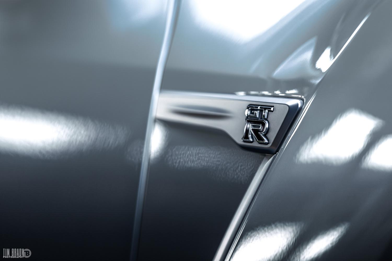 Nissan GT-R by Tim Brady