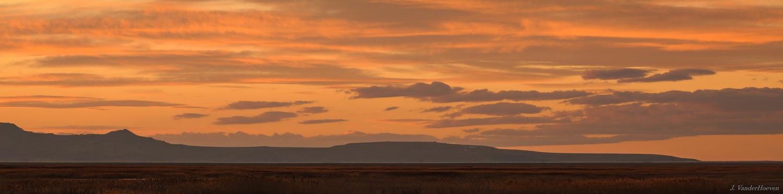 Trailing Clouds of Glory by Jake VanderHoeven