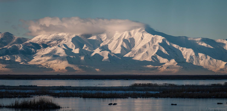Winter Morning by Jake VanderHoeven