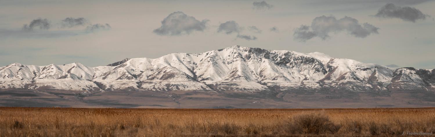 Antelope Island by Jake VanderHoeven