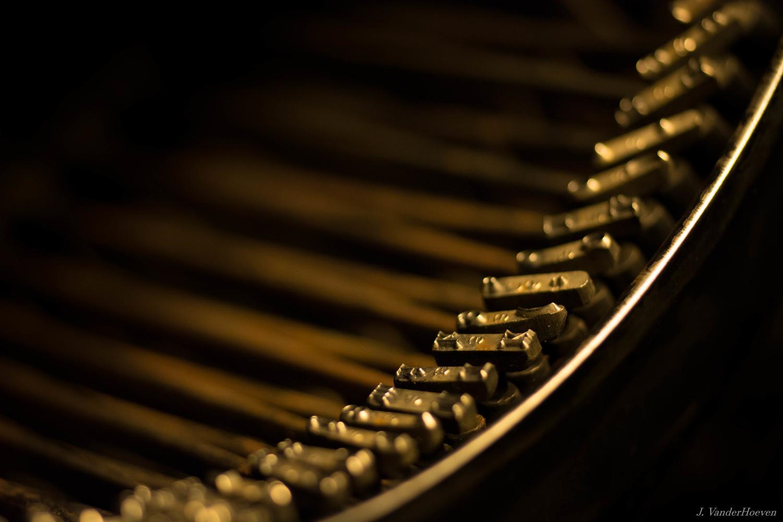 Keys by Jake VanderHoeven
