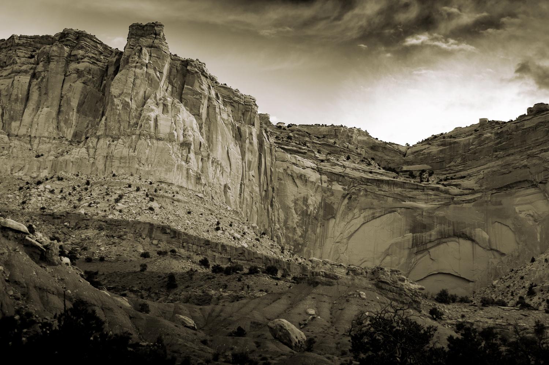 Cliffs by Jake VanderHoeven