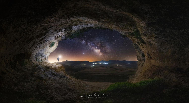 The Cave by José D. Riquelme