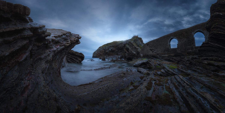 Rock Wave by José D. Riquelme