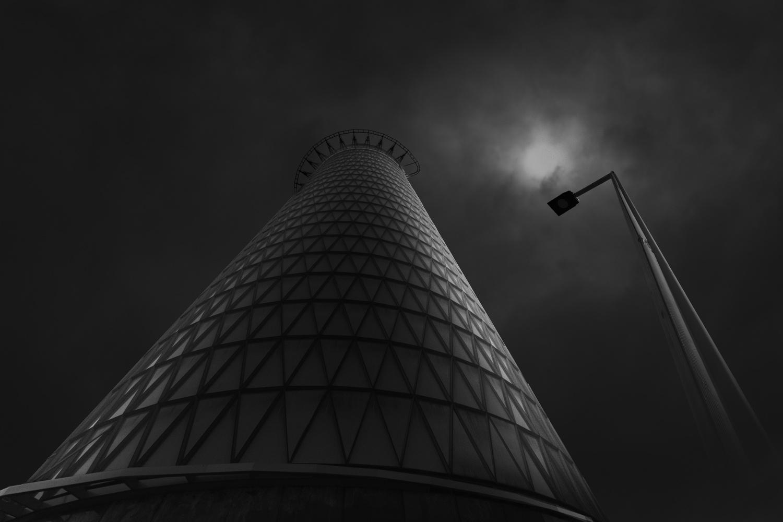 silent city by Amirhossein Naghian