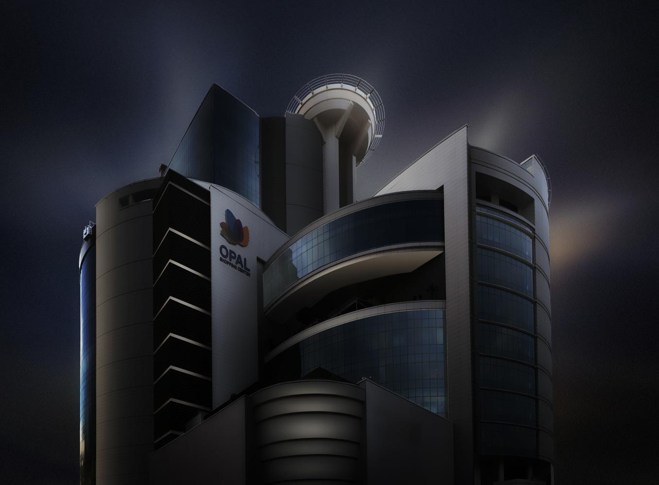 opall mall by Amirhossein Naghian