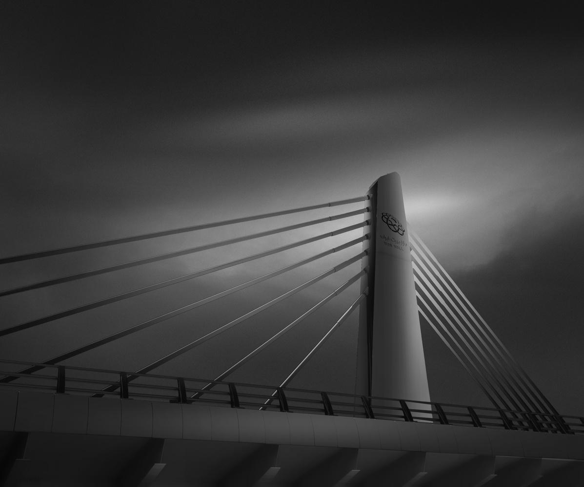 mall bridge by Amirhossein Naghian