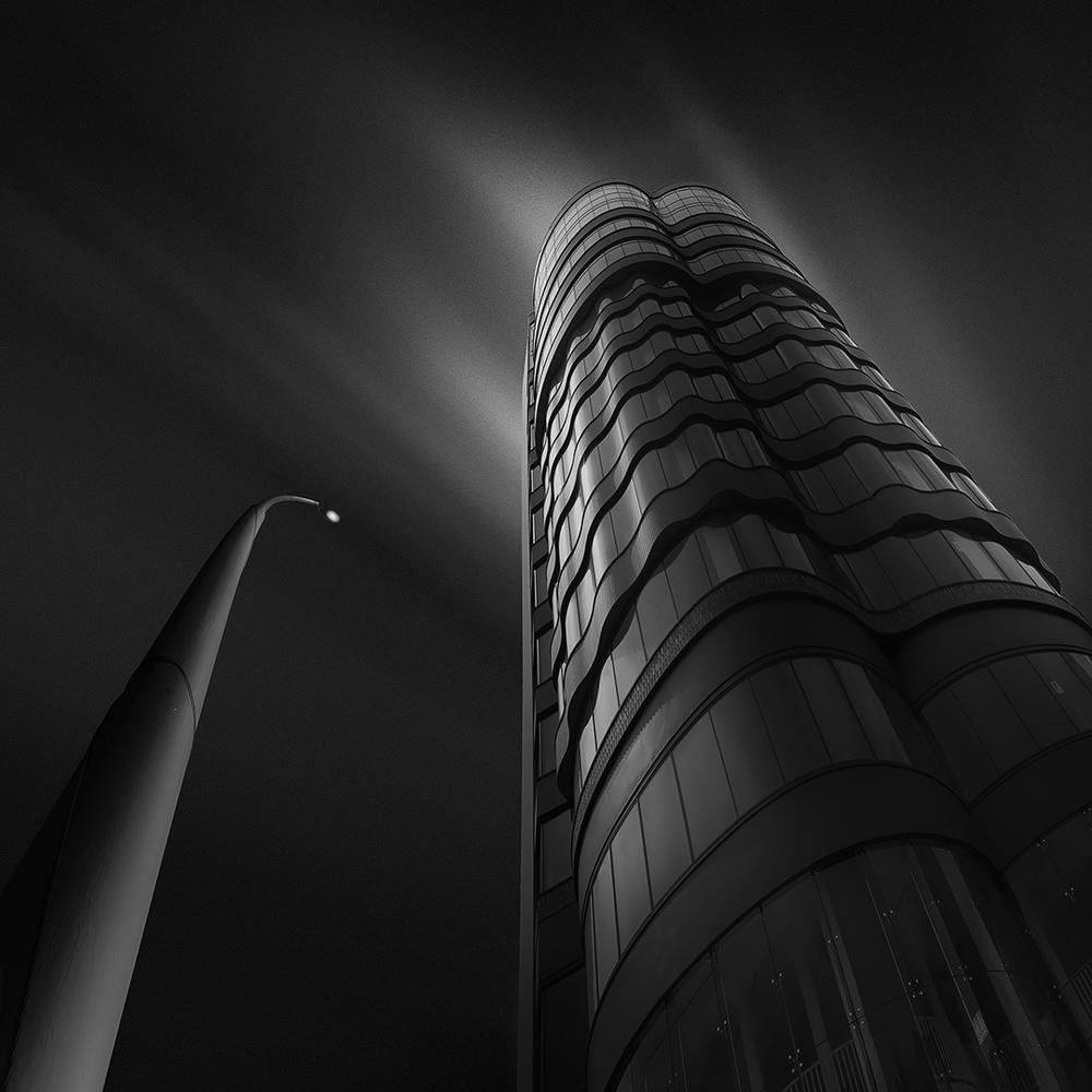 wave Arch by Amirhossein Naghian