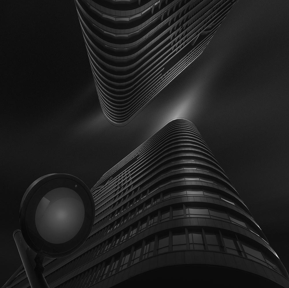 dark city by Amirhossein Naghian