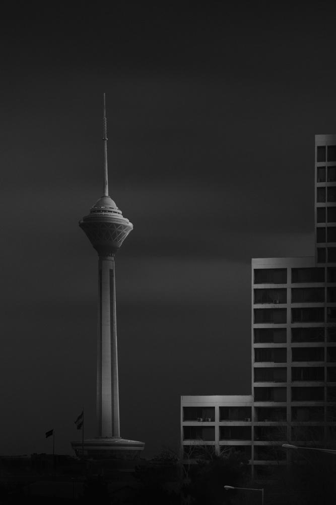 GRAY CITY by Amirhossein Naghian