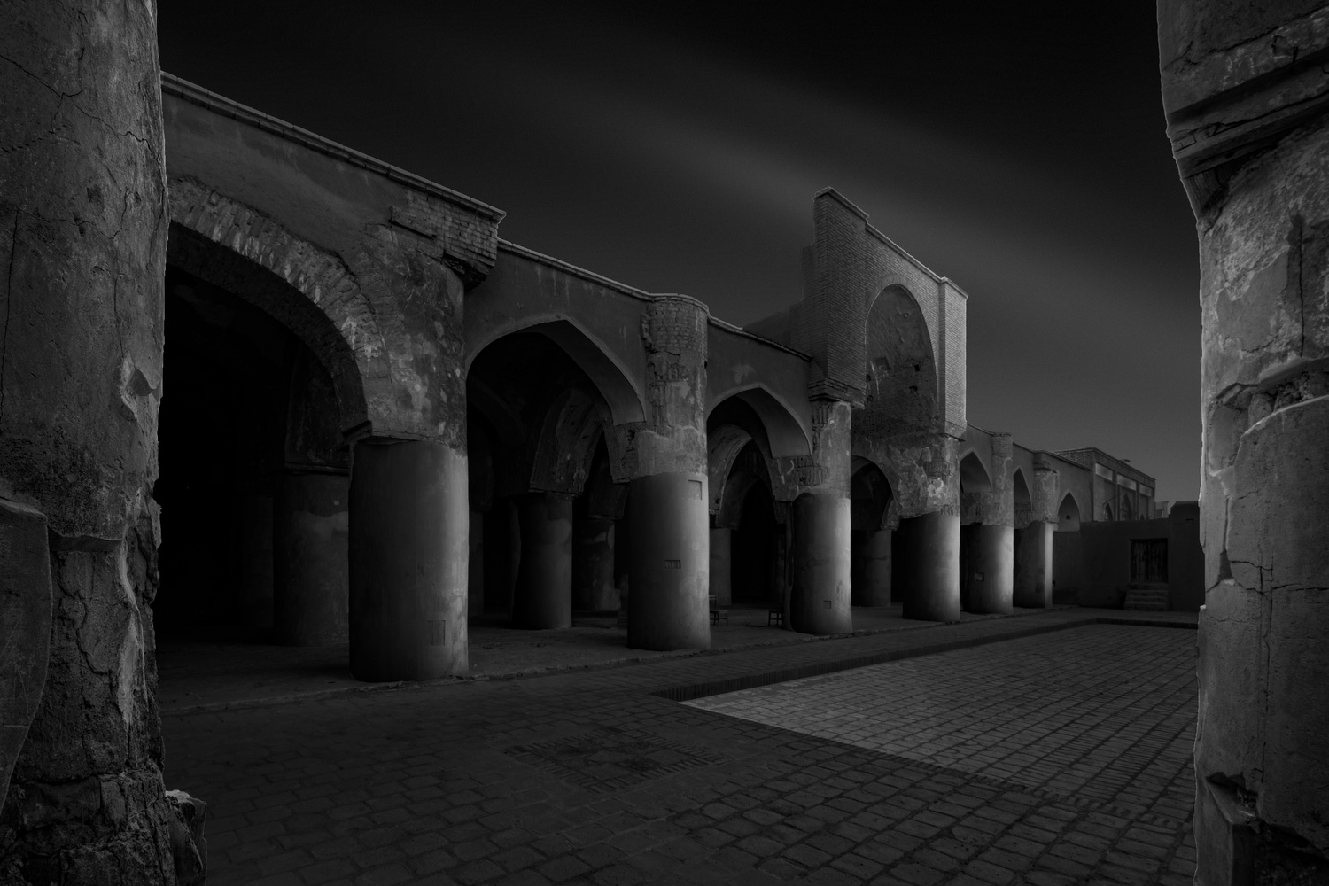 In the History frame by Amirhossein Naghian