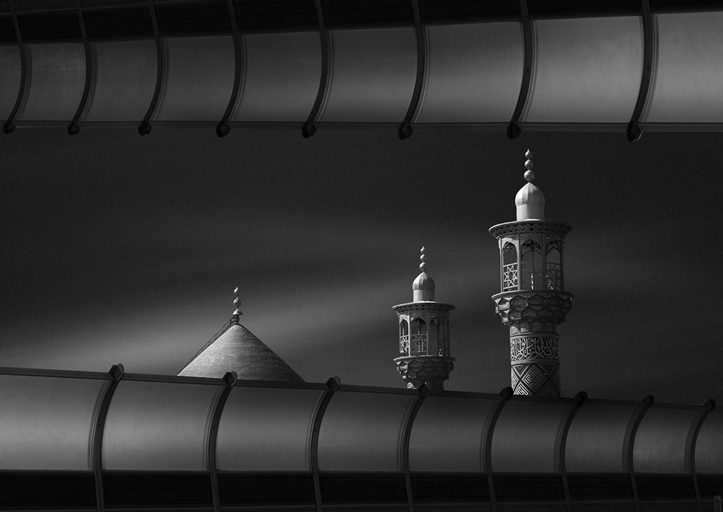 in frame by Amirhossein Naghian