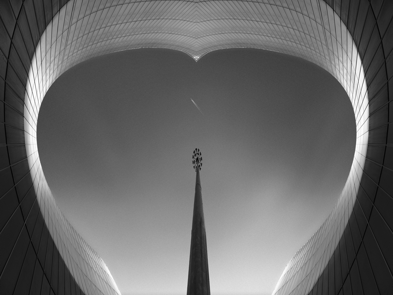 Love Architecture by Amirhossein Naghian