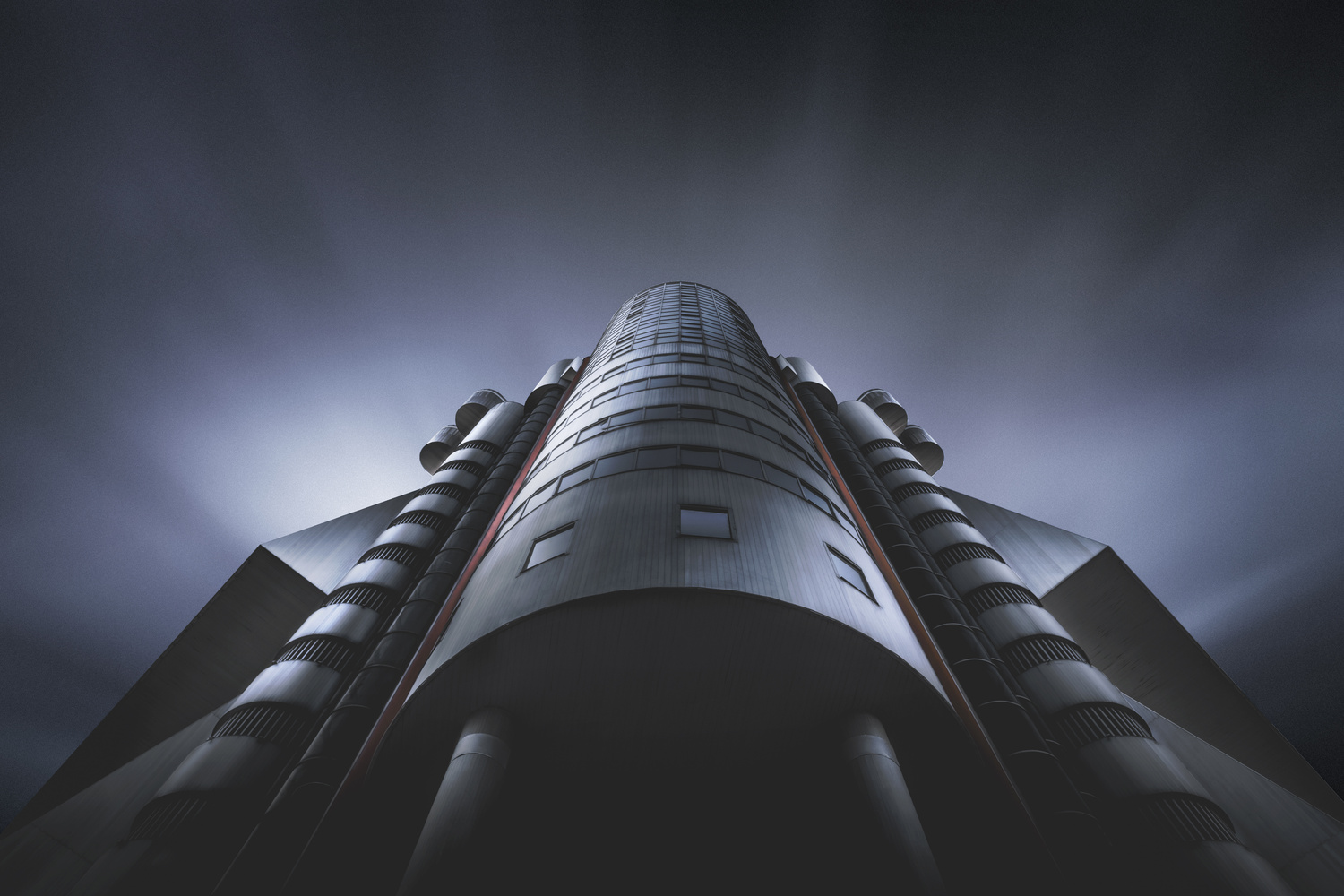 Goldis Tower by Amirhossein Naghian