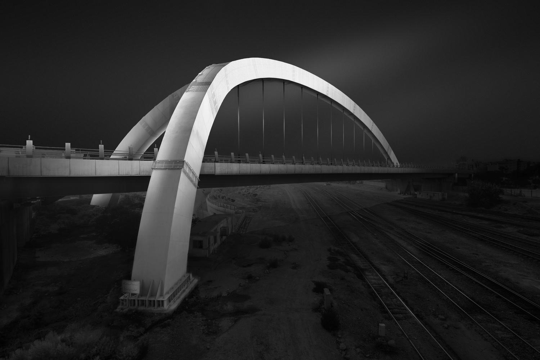 Javadie bridge by Amirhossein Naghian