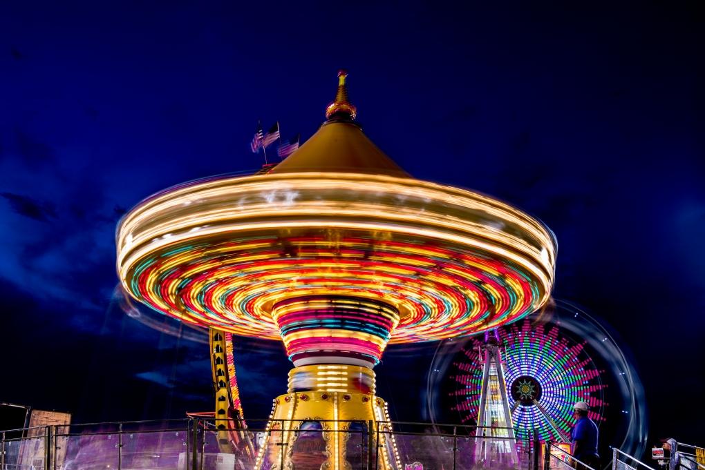 Carnival Time by Jim Singler