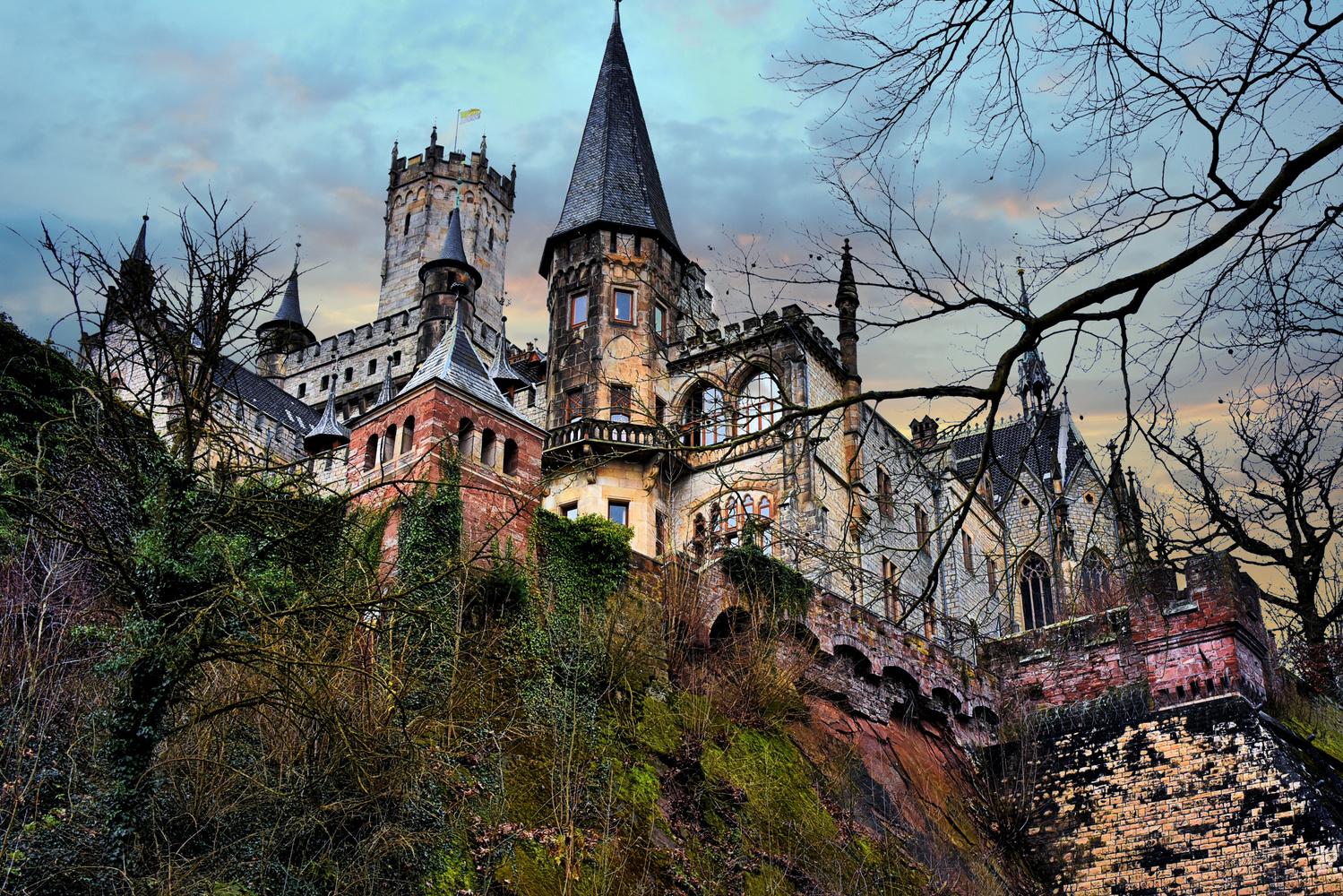 Marienburg Castle by Kenny Simpson